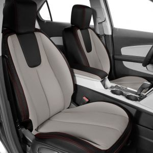 Terrain-GMC-Black-with-Dove-Grey-perf-insert-with-Red-stitching